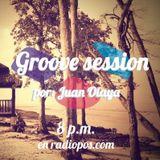 Groove Sessions por Juan Olaya