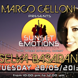 SUNSET EMOTIONS 037.3 (28/05/2013) - Special Guest SELVA BASARAN