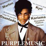 Purple Music with Osunlade, Karizma, Kyri R2 and me at Shoreditch Platform [2019.06.07]