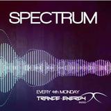 Spectrum Episode 001 @ Trance-Energy Radio
