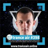 Alex NEGNIY - Trance Air #398 [ #138 special ] [English vers.]