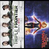 The Geek's Multiverse-S01E07- Captain Marvel + Triple Frontier