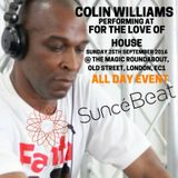 190916 Colin W 50 shades of soulful house on www.d3ep.com