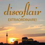 Discoflair Extraordinaire August 2015