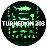 Turned On 203: Mr. Fingers, Frits Wentink, Tiger & Woods, Kuniyuki Takahashi, Pépe