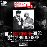 BACKSPIN FM # 429 - Best of Eric B. & Rakim