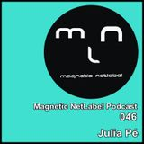 Magnetic NetLabel Podcast 046 - Julia Pé