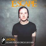 Jackal's Escape Psycho Circus Mix