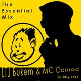 J.Bo Tape #6: LTJ Bukem & MC Conrad - The Essential Mix - 16Jul1995 - PART 1