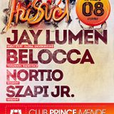 Jay Lumen - Live @ Club Prince Mende Húsvéti Party 2012.04.08.