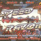 DJ Buzz Fuzz @ Speedrazor (12-04-1997)