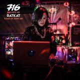 716 Exclusive Mix - RatKat - Dome Of Rope Mix