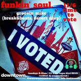 Erin Black Irish @ Funkin' Soul @ Downtown Cocktail Room 11/06/18 (Election Night Opening Set)