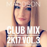 Maddson - Club mix 2k17 VOL.3