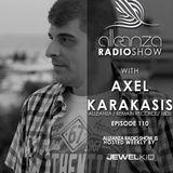 Jewel Kid presents Alleanza Radio - Ep. 110 Axel Karakasis