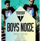 Boys Noise on MIxmag 25/01/13