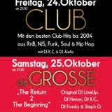 """aiello - rainbow party """"the club"""" am 24.10.14 @ acanto pt2"""
