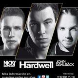 Hardwell - Live @ EMPO Awards Centro Banamex (Mexico City) 2013.04.13.