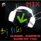 BEATPORT HIT MIX DECEMBER 2012 Mixed By Dj Siki