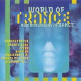 World Of Trance Vol.1 - New Dimensions In Dance  (1993)