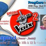 TEMPOREL - (27 mai 2018 - Avec pas de voix 2)