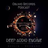 deep audioEngine - sonido organico episode #41 (oblivio rec podcast)  - 30/06/14