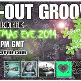 All Out Grooves Show- Christmas Special 2014 -Guest Mixes Lurch & Lara Campbell