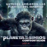Crítica a El Planeta de los Simios: Confrontación por Cristian Olcina en 100% Cine.