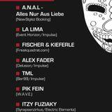 PIK-FEIN @ Ponyhof / Darmstadt - 09.03.13