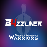 Weekend Warriors Podcast - Kickoff The WKND! With B4zzliner(www.harddance.fm)