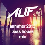 ALiF - Summer 2013 Bass House Mix
