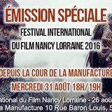 Emission Exterieure FIFNL 2016 - Fajet avec (Miki manojlovic invité d'honneur...)