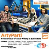 ArtyParti - Collective Creative Writing in Sunderland