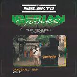 IBERIAN TUNES The Spanish Mixtape CD2 Dancehall/Rap  Mixed by Kart Selekto