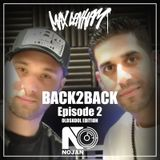 BACK 2 BACK - EPISODE 2 - MAX DENHAM x DJ NOJAN