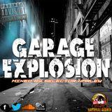 GARAGE EXPLOSION - JULY 2016