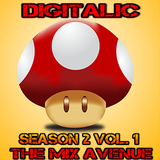 Digitalic - The Mix Avenue SEASON 2 Vol 1