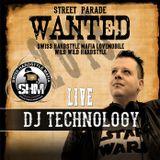 DJ Technology @ Swiss Hardstyle-Mafia Lovemobile Wild Wild Hardstyle