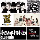 K-pop VS Clubing