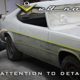V8 Radio:  Paying Attention To Details, Listener Shout-Outs, V8 Speed & Resto Projects, Trivia, and