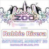 Electric Zoo Countdown Mix - Robbie Rivera