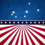 Stars And Stripes Equal America Mix