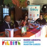 Radio Abierta Filbita 2017 - Gustavo Martín Garzo