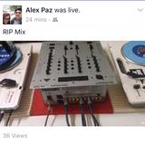 RIP 2016 Live Vinyl Mix