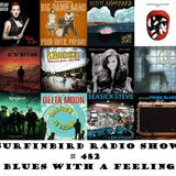 SURFINBIRD RADIO SHOW # 482 BLUES  WITH A FEELING