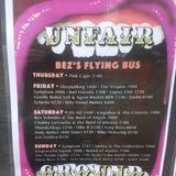 Glastonbury 24/06/17 Mix  - Bez's Flying Bus