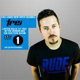 Trei - DNB60 Mix for Friction Show on BBC Radio 1