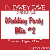 Wedding Party Mix Vol. 2