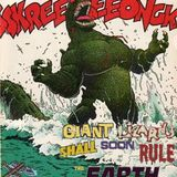 Giant Lizards shall soon rule the Earth! May 8th, 2013