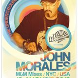 John Morales /M&M Mixes, NYC/ live @ L&HM @ CUBO, Varna; 18.12.2012; part 1